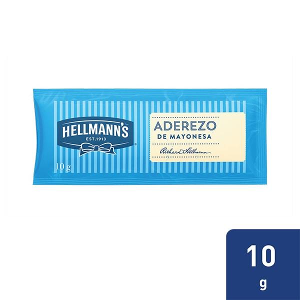 Hellmann's® Aderezo PPK - Con Hellmann's® Mayonesa Natural ya no tendrás que preocuparte ya que cubre e integra perfectamente todos los ingredientes.
